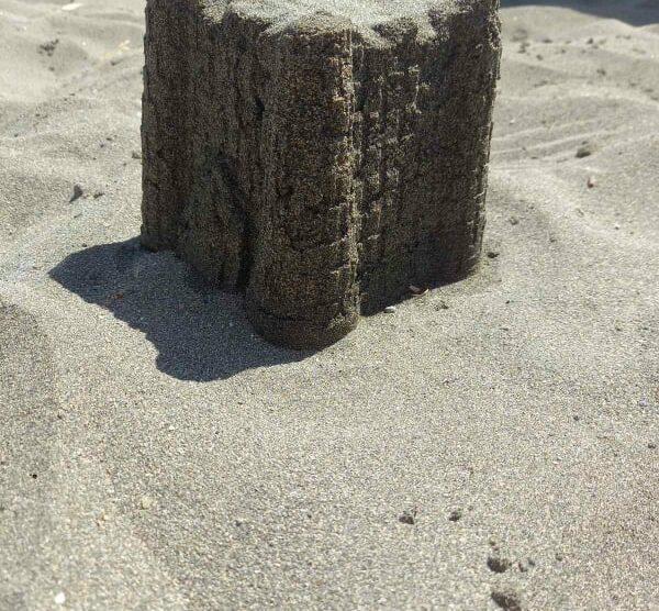 Στην άμμο χτίζω παλάτια…!!!